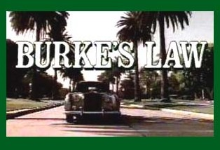 BURKE'S LAW: SAM'S HOUSE